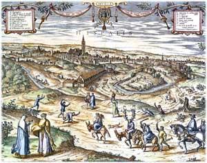 Resultat d'imatges de sevilla segle XVI
