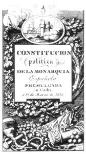 La Constitucion de 1812 y la educación (selección artículos)