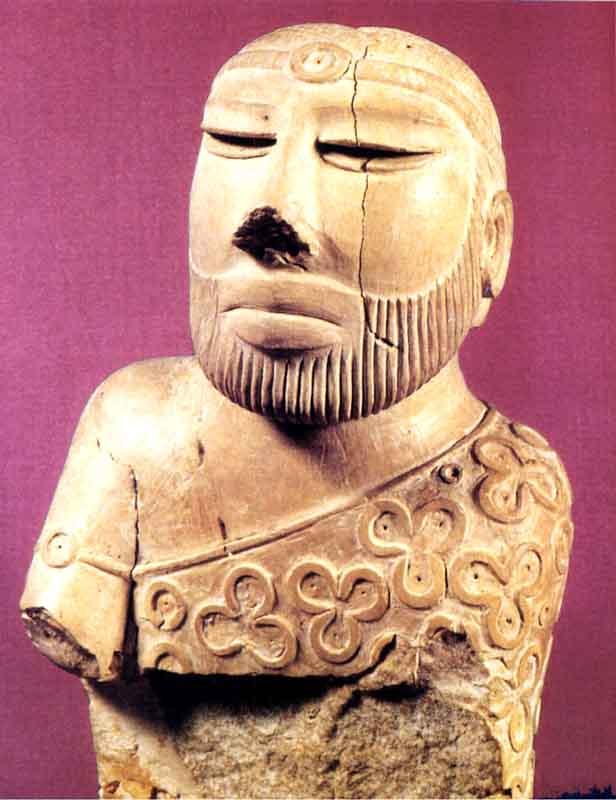 MOHENJO-DARO...Una ciudad arrasada hace 5000 años. A03