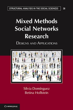 Mixed Methods Social Networks Research. Designs and Applications.